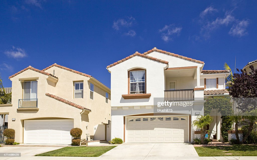 California real estate : Stock Photo