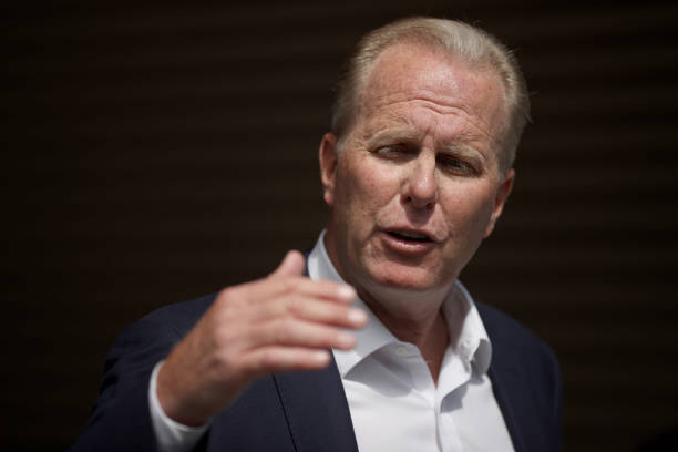 CA: California Recall Candidate Kevin Faulconer Holds News Conference In San Francisco