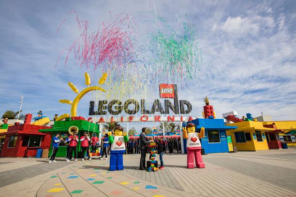 CA: LEGOLAND California Hosts Grand Reopening Day