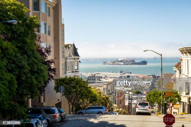 USA, California, San Francisco, Street´s of San Francisco
