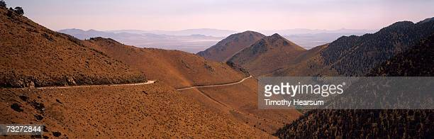"""usa, california, sierra nevada mountains, canyon road running through mountains"" - timothy hearsum stock pictures, royalty-free photos & images"