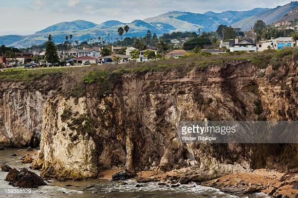 usa, california, southern california, shell beach - ピスモビーチ ストックフォトと画像