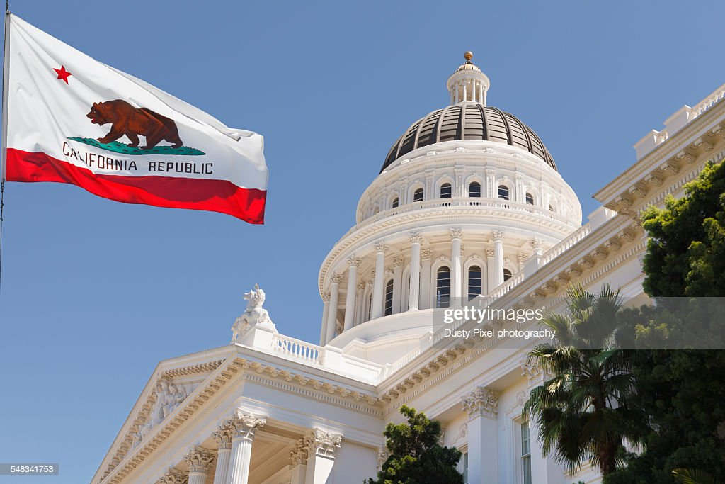 Image result for CA State Capitol Building