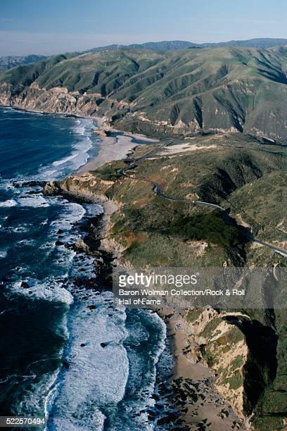 California State Route 1 CA United States circa 1970s