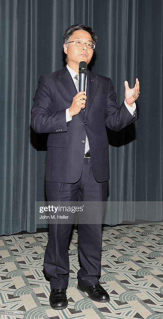 California State Senator Ted Lieu attends the screening of 'Gods and Gays' a documentary by Lisa Ling at the Carey Grant Theatre at the Sony Pictures Studios on June 27, 2013 in Culver City, California.