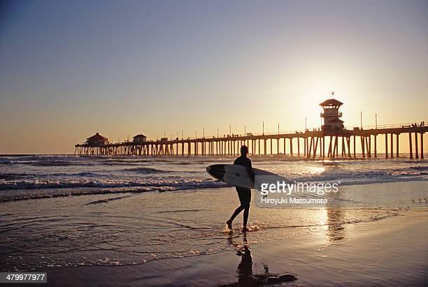 "California, ""Surf City, USA"" Huntington Beach"