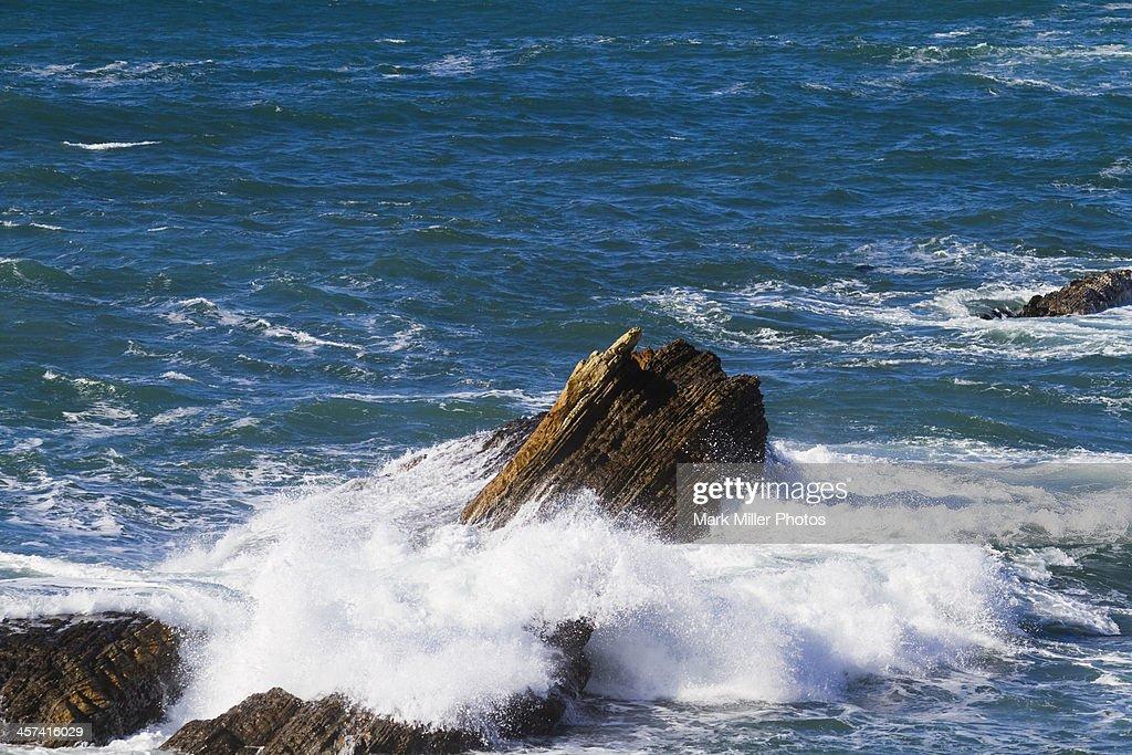 California, USA Coast Scenery : Stock Photo