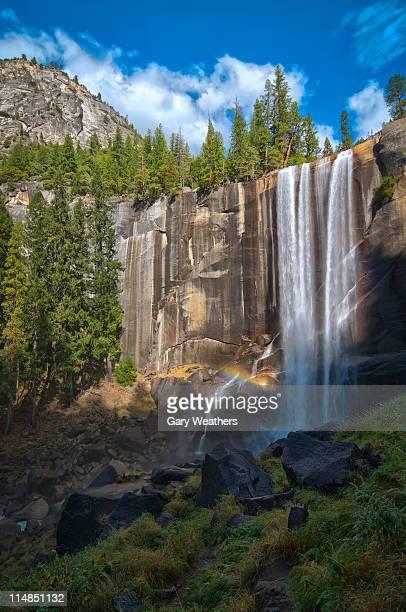USA, California, Vernal Falls