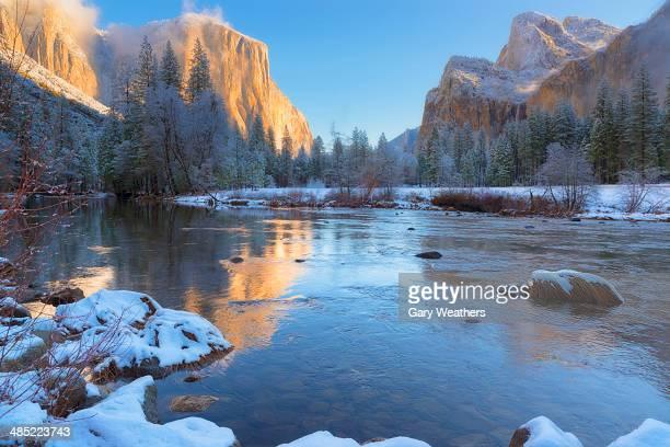 USA, California, Yosemite Valley, El Capitan