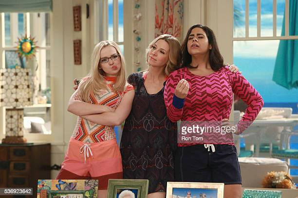 MADDIE CaliforniARooney In the season three finale Liv and Maddie get into a big disagreement while trying to figure out if they'll be together for...