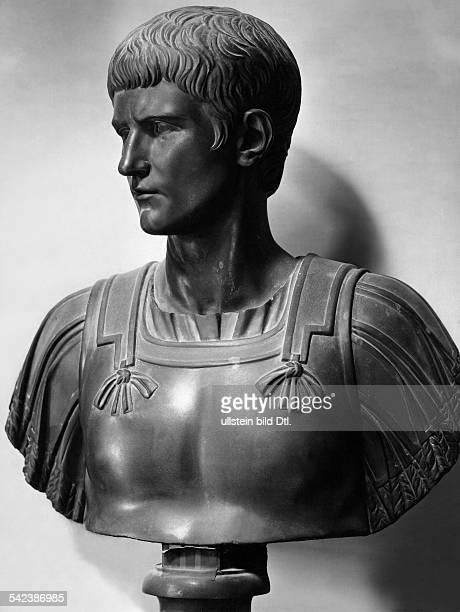 Caligula eigentl Gaius Iulius Caesar Germanicus*310812nChr24010041Römischer Kaiser 3741nChr antike Büste