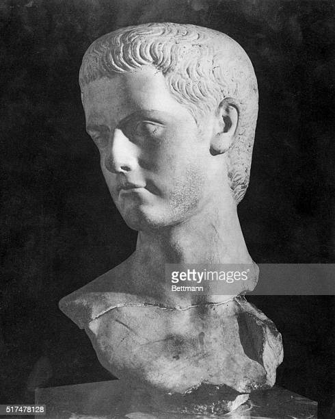 Caligula Emperor of Rome 3741 Bust found in Thracia bought in 1895