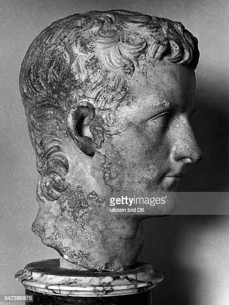 Caligulaeigentl Gaius Iulius Caesar Germanicus*310812nChr240141Römischer Kaiser 3741nChrAntike Kopfplastik aus dem 1 Jahrhundert