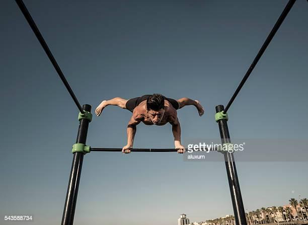 Gymnastique rythmique entraînement