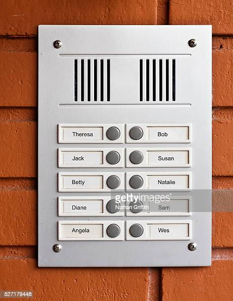 Call Box for Condominium Units by Nathan Griffith