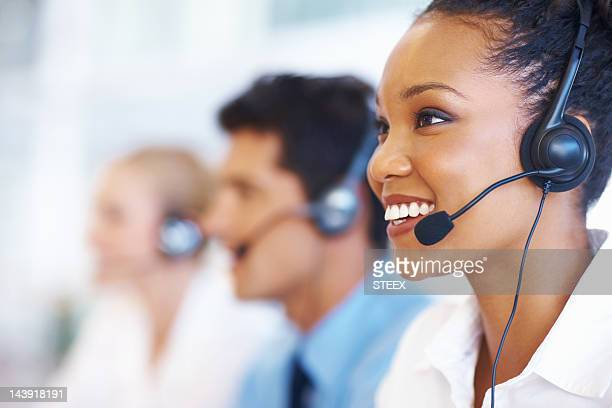 Operatore del Call center
