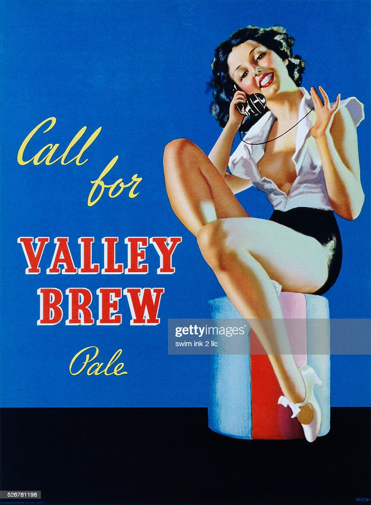 Call for Valley Brew Pale Poster