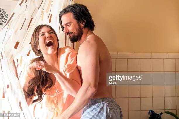 US 'I Call Marriage' Episode 114 Pictured Mandy Moore as Rebecca Pearson Milo Ventimiglia as Jack Pearson