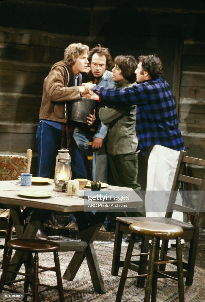 TAXI - 'Call of the Mild' which aired on January 21,1981. (Photo by ABC Photo Archives/ABC via Getty Images) JEFF