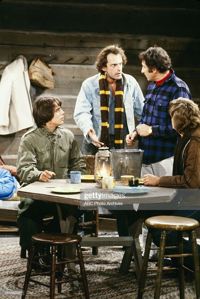TAXI - 'Call of the Mild' which aired on January 21,1981. (Photo by ABC Photo Archives/ABC via Getty Images) TONY