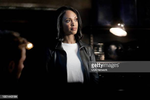 SHOOTER A Call to Arms Episode 305 Pictured Cynthia AddaiRobinson as Agent Nadine Memphis