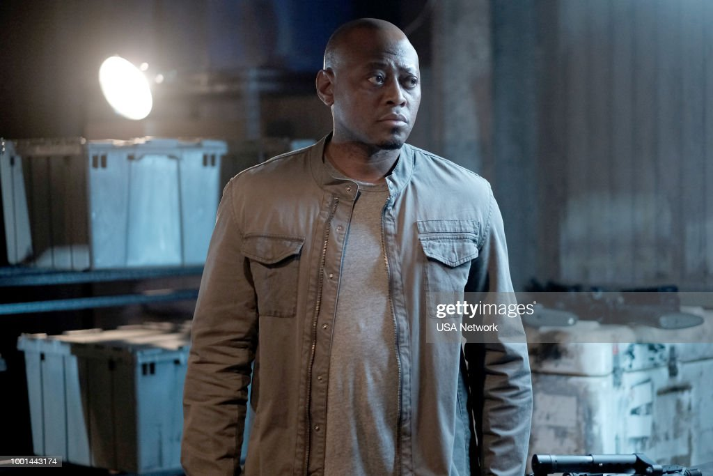 SHOOTER -- 'A Call to Arms' Episode 305 -- Pictured: Omar Epps as Isaac Johnson --