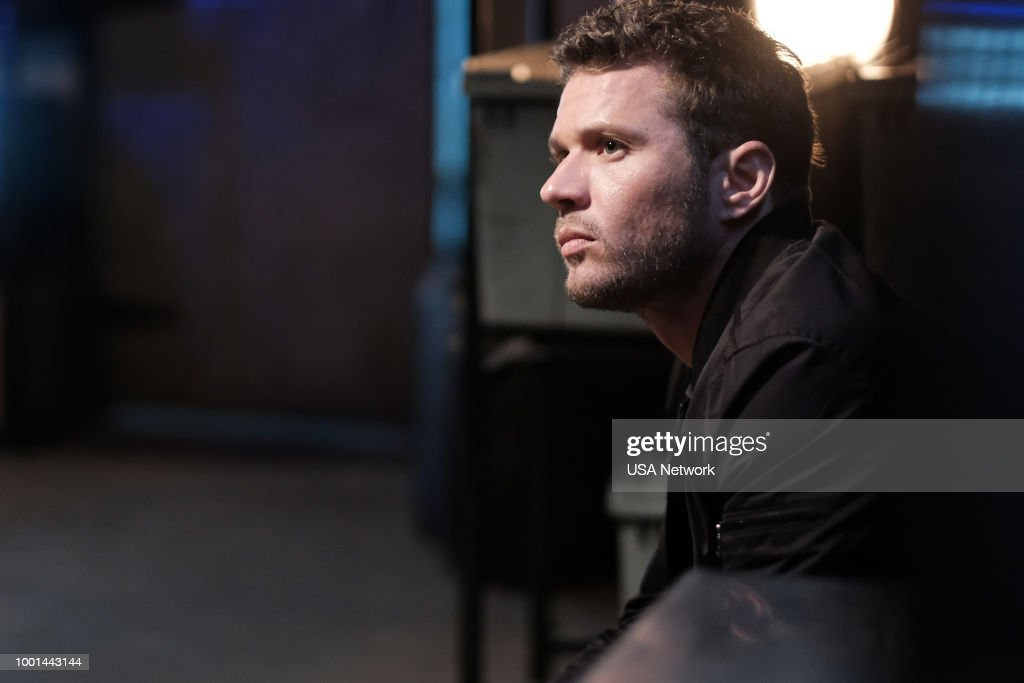 SHOOTER -- 'A Call to Arms' Episode 305 -- Pictured: Ryan Phillippe as Bob Lee Swagger --