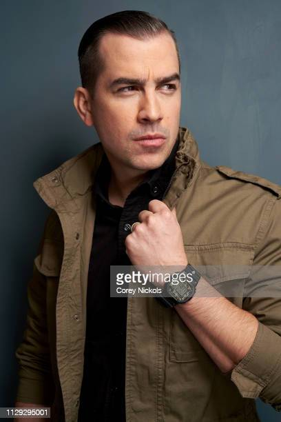 Callahan Walsh of Investigation Discovery's 'In Pursuit With John Walsh' poses for a portrait during the 2019 Winter TCA at The Langham Huntington...