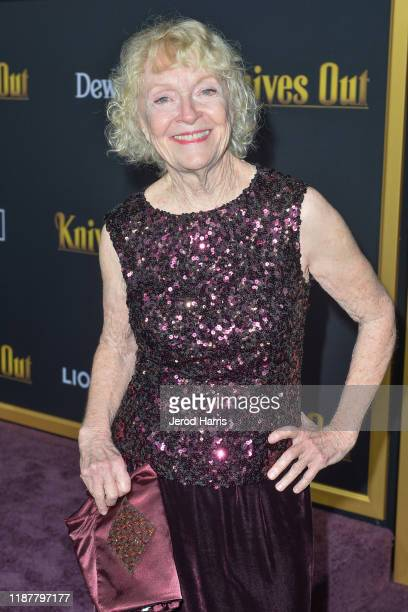 Callan arrives at the Premiere of Lionsgate's 'Knives Out' at Regency Village Theatre on November 14 2019 in Westwood California