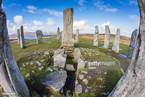 Megalithsteine von Callanish, Isle of Lewis