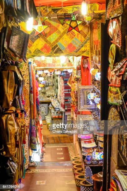calle caldereria nueva in albaicín, granada - albaicín fotografías e imágenes de stock