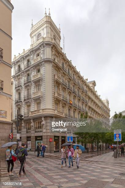 Calle del Arenal in Madrid