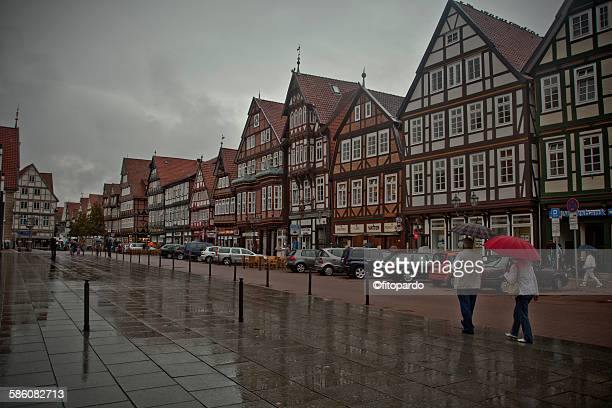 calle, germany - celle stock photos and pictures