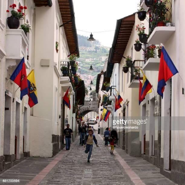 Calle La Ronda / Street La Ronda