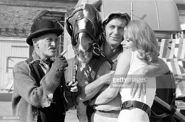 Called 'Steptoe and Son' the film released 1972 starring Wildred Brambell as Albert Steptoe Harry H Corbett as his son Harold Steptoe and Carolyn...