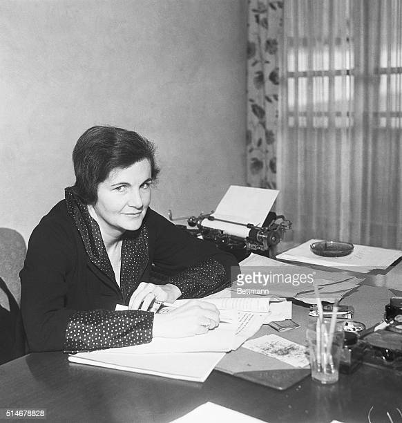 """Called the """"Joan of Arc of Democracy,"""" for her fiery Democratic political speeches, Mary Eunice McCarthy, has been signed by Columbia Pictures to..."""