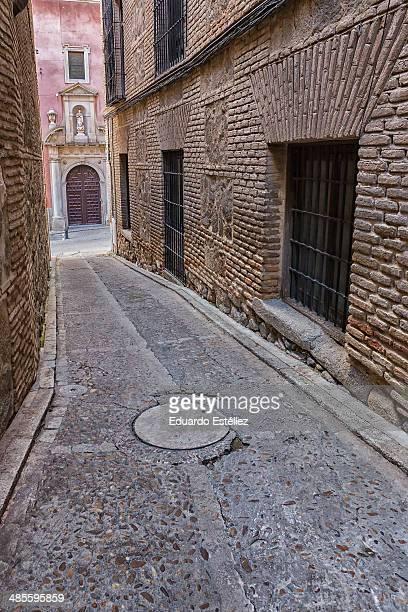 callejon de jesus y maria - callejon stock pictures, royalty-free photos & images