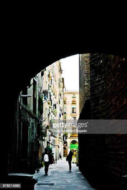 Callejuelas curiosas - Peculiar alleyways