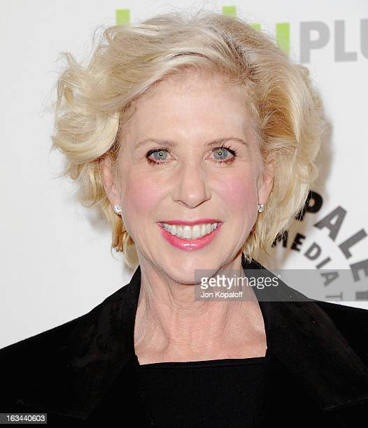 Callie Khouri arrives at 'Nashville' part of the 30th Annal William S Paley Television Festival at Saban Theatre on March 9 2013 in Beverly Hills...