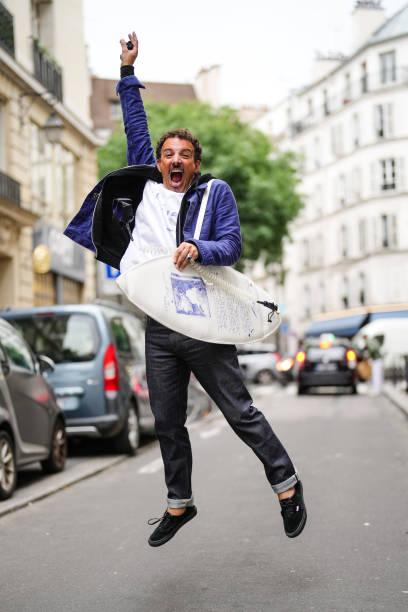 FRA: Duren X Nicolas Ouchenir Cocktail - Paris Fashion Week