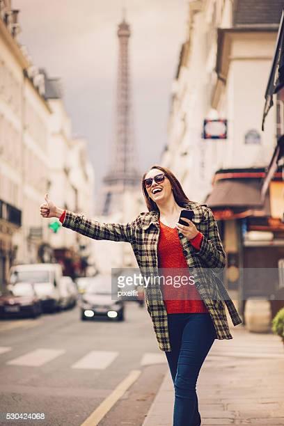 Appelez un taxi dans Paris