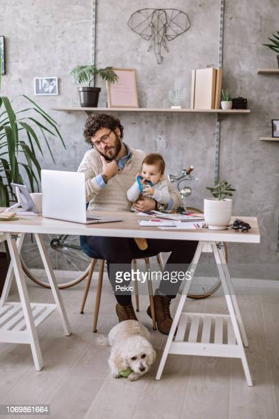calling mom on work - animal related occupation stock pictures, royalty-free photos & images