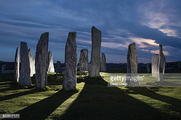 Callinish Stone Circle, Isle of Lewis, Scotland