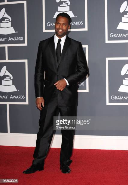 Calloway arrives at the 52nd Annual GRAMMY Awards held at Staples Center on January 31 2010 in Los Angeles California