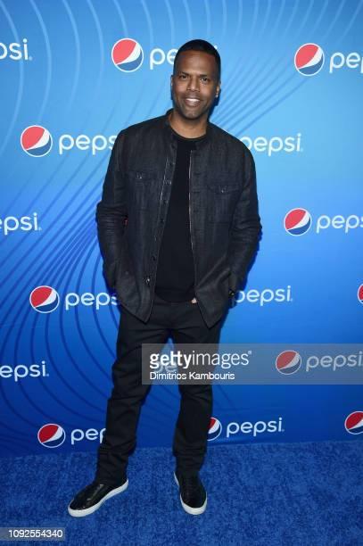 A J Calloway attends 'Planet Pepsi' PreSuper Bowl LIII party featuring Travis Scott on February 1 2019 in Atlanta Georgia