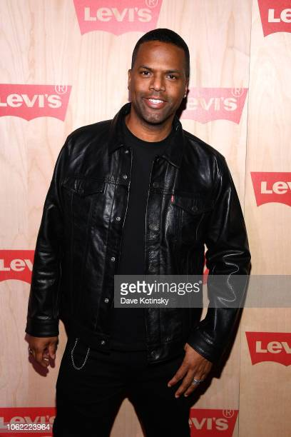 Calloway attends the Levi's Times Square Store Opening on November 15 2018 in New York City