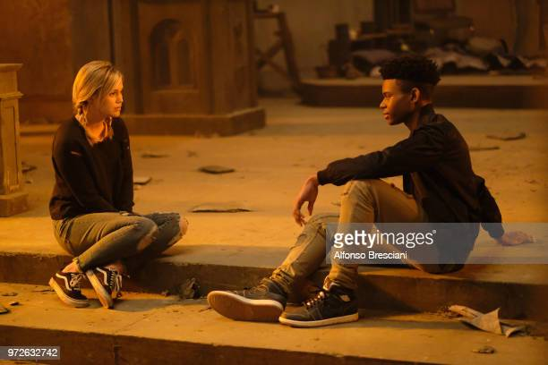 S CLOAK DAGGER 'Call/Response' Tandy and Tyrone come face to face as the two are able to sit down and talk Having not been able to tell anyone else...