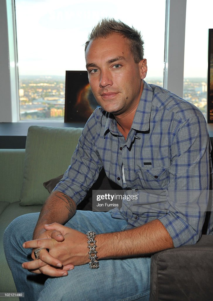 Callum Best attends the Samsung Galaxy S launch on June 15, 2010 in London, England.