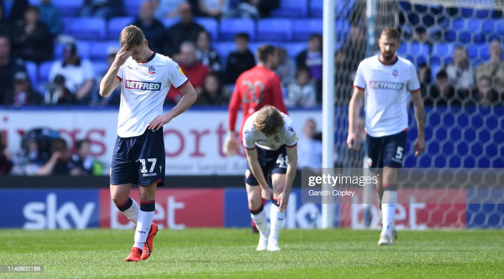 Bolton Wanderers v Ipswich Town - Sky Bet Championship : News Photo