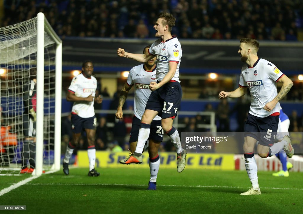 Birmingham City v Bolton Wanderers - Sky Bet Championship : News Photo